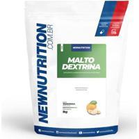 Maltodextrina 1Kg Newnutrition - Unissex