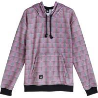 Blusa Masculina Hoshwear Cube Rosa