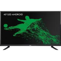 Smart Tv Android Led 40´´ Full Hd Wi-Fi Usb Hdmi Philco Ptv40E21Dswn