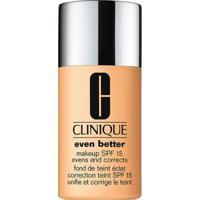 Base Clinique - Even Better Makeup Broad Spectrum Spf 15 68 Brulee - Unissex-Incolor