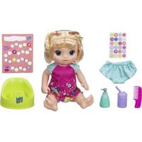 Boneca Baby Alive - Primeiro Peniquinho - Loira - E0609 - Hasbro E0609