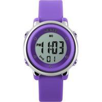 Relógio Skmei Digital 1100 Roxo