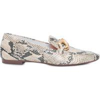 Sapato Loafer Deluxe Python - Animal Print