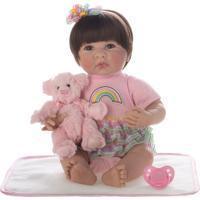 Boneca Laura Baby Catarina - Bebe Reborn