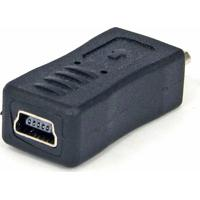 Adaptador Micro Usb Para Mini Usb - Fêmea