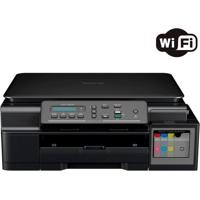Multifuncional Tanque De Tinta Colorida Wireless Dcp-T500W Inktank Brother