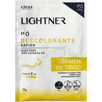 Cless Lightner Pó Descolorante Rápido 7 Tons - Gérmen De Trigo 20G