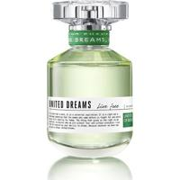 Perfume Feminino United Dreams Live Free Benetton Eau De Toilette 50Ml - Feminino-Incolor