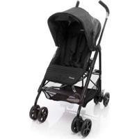 Carrinho De Bebê Travel System Trend Trio Safety 1St - Unissex-Preto
