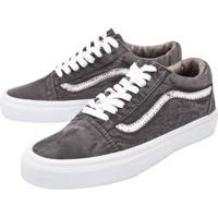 704de4c041db4 Tênis Vans Old Skool Reissue Cinza