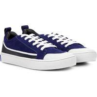 aa25d55160 Netshoes  Tênis Couro Calvin Klein Recortes Masculino - Masculino
