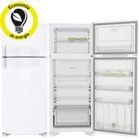 Refrigerador   Geladeira Consul Cycle Defrost 2 Portas 415 Litros Branco - Crd46Ab