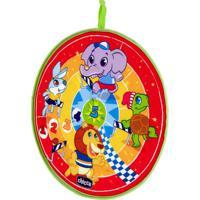 Brinquedo Colorido Chicco Dardos Animais Felizes