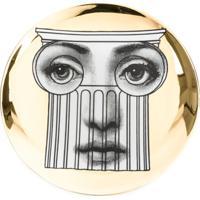 Fornasetti Prato Decorativo Tema E Variazioni - Dourado