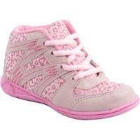 Sneaker For Girl - Pam Plim - Feminino-Rosa