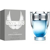 Perfume Masculino Invictus Aqua Paco Rabanne Eau De Toilette 50Ml - Masculino-Incolor