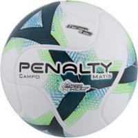 5bd0ff4c5b Bola De Futebol De Campo Penalty Matís Termotec Viii - Branco Verde
