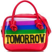Alberta Ferretti Kids Bolsa 'Tomorrow' - Vermelho
