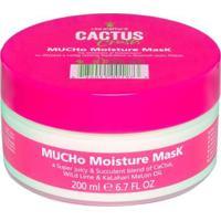 Lee Stafford Cactus Crush - Máscara Hidratante 200Ml - Unissex
