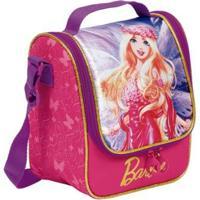 Lancheira Infantil Especial Barbie Dreamtopia - Feminino