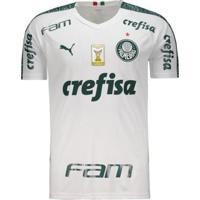 Camisa Puma Palmeiras Ii 2019 Com Patch Masculina - Masculino