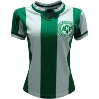 e9b1ee4320788 Netshoes  Camisa Liga Retrô Chapecoense 1979 Feminino - Feminino