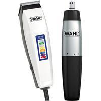 Kit Wahl Máquina De Corte Color Code 220V + Wahl Mini Aparador De Pelos Nasal Trimmer À Pilha - Unissex-Incolor