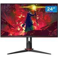 "Monitor Gamer Aoc G2 Hero 24"" Led Widescreen Led Widescreen Full Hd Hdmi Vga Ips 144Hz 1Ms - Unissex"