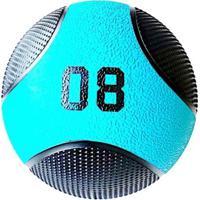Bola De Arremesso Medicine Ball 8 Kg Liveup Pro - Unissex
