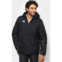 2196b162a5 Netshoes  Jaqueta Adidas Condivo 18 Inverno Capuz Masculina - Masculino