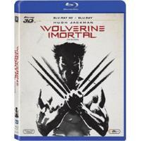 Wolverine Imortal - Blu-Ray 3D + Blu-Ray Filme Ação