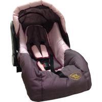 Bebe Conforto Para Carro C/ Inmetro Baby Style Roxo