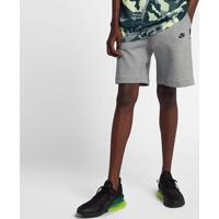 Shorts Nike Sportswear Tech Fleece Masculino