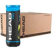 Bola De Tênis Head Pro - Caixa Com 24 Tubos - Unissex