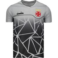 Camisa Diadora Vasco Treino 2018 Masculina - Masculino 34615a8e5cc41