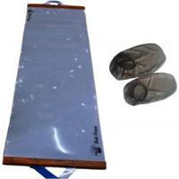 Slide + Sapatilha Slade Fitness - Unissex