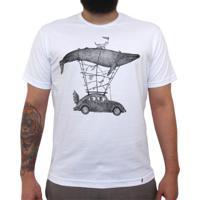 Viajantes - Camiseta Clássica Masculina