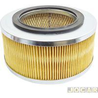 Filtro De Ar Do Motor - Wix - Besta 2.7 1995 Até 1996 - Diesel - Hi Topic 1994 Até 1997 - Cada (Unidade) - W-48180Br