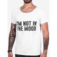 Camiseta I'M Not In The Mood 102426