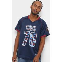 Camiseta Nba Cleveland Cavaliers Nº 70 Futebol Americano Masculina - Masculino