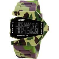 Relógio Masculino Skmei Digital 0817 Vd-Mr