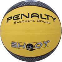 f80432190 Netshoes  Bola Penalty Basquete Shoot Nac Vi - Unissex