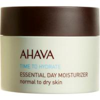 Hidratante Facial Ahava - Essential Day Moisturizer For Normal To Dry Skin 50Ml - Unissex-Incolor