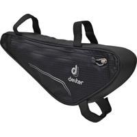 Bolsa De Quadro Para Bicicleta Deuter Front Triangle Bag Preto