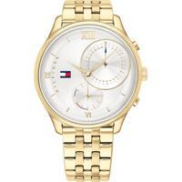 Relógio Tommy Hilfiger Feminino Aço Dourado - 1782133