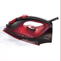 Ferro A Vapor Spray Ceramica Oster Preto E Vermelho 110V