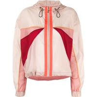 P.E Nation Extend Zip-Front Jacket - Rosa