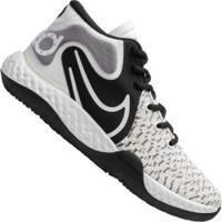 Tênis Nike Kd Trey 5 Viii - Masculino - Branco/Preto
