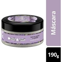 Máscara De Tratamento Smooth And Serene Óleo De Argan & Lavanda Love Beauty And Planet Pote 190G - Feminino-Incolor