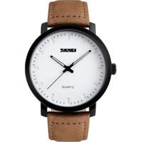 Relógio Skmei Analógico Preto/Branco